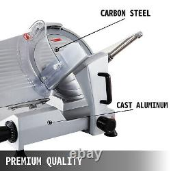 12 Blade Commercial Meat Slicer Meat Cheese Food Slicer Industrial