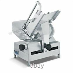 1PC Automatic Meat Slicer Stainless Steel 12 Inch Blade New 110/220V SL-300E vz