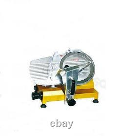 250mm Blade Economy Commercial Semi-automatic Meat Slicer hlxe