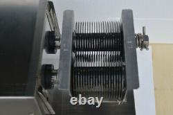 3-10mm Meat Cutting Machine Blade Commercial Slicer Cutter Accessorry Stainless