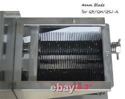 4mm Blade for 110V QE/QH/QSJ-A Commercial Slicer Stainless Meat Cutting Machine