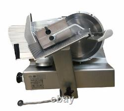 BIZERBA SE12D Automatic Gravity Feed Deli Meat Cheese Slicer No Blade Cover