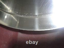 Bizerba SE8 Meat Deli Slicer 3 HOLE BLADE from a Pre-1994 Model. Our #2