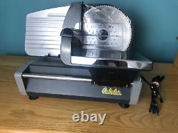 CABELA'S LARGE HEAVY DUTY MEAT SLICER NO BOX, In Great Shape 10 inch blade