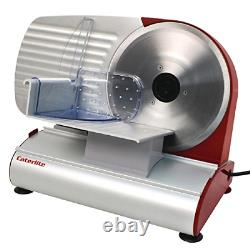 Caterlite High Quality, Light Duty Meat Slicer 190mm Stainless Steel Blade
