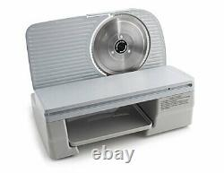 Chef'sChoice 609A000 609A Electric Meat Slicer with Stainless Steel Blade Fea