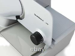Chef'sChoice 609A000 Electric Meat Slicer with Stainless Steel Blade Features