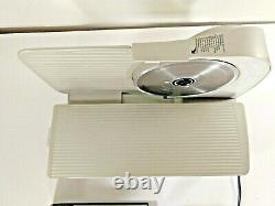 Chef's Choice 615A Meat & Food Slicer, Tilted Food Carriage, Removable Blade