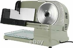 Chefs Choice 120W Electric Food Meat Slicer Model 615A Chef's
