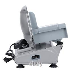 Commercial 7.5 Blade Electric Meat Slicer 150w 0-19mm Deli Food Cheese Veg