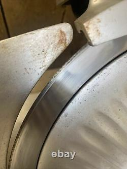 Commercial meat slicer Industrial Use 10 Inch Blade Very Heavy