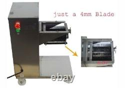 Cutter One Set 4mm Blade for 110V (QE/QH/QSJ-A)Commercial Meat Slicer Brand New
