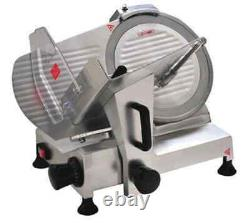 Davlex Commercial Electric Meat Slicer 220mm 8 Inch Blade Sharpening Stone