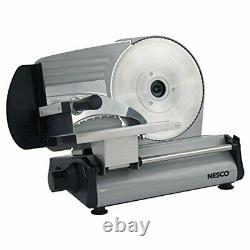 Electric Blade Meat Slicer Deli Cheese Food Cutter Kitchen Home Tool