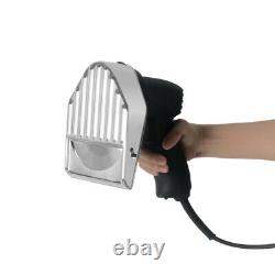 Electric commercial Kebab Slicer Doner Cutter Gyros Meat Cutting Machine 2 Blade