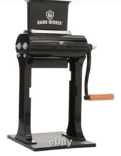 Heavy Duty Meat Tenderizer and Jerky Slicer Game Processor