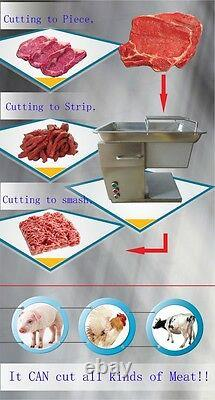 High quality 110V electric meat slicer, meat cutting machine, meat cutter