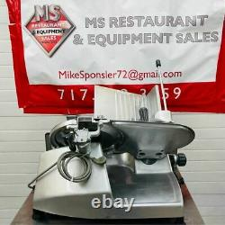 Hobart 2812 12 Manual Meat Deli Slicer With Brand New Blade