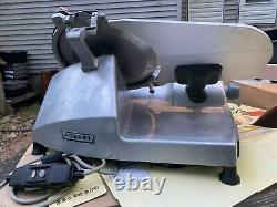 Hobart HS6 Commercial Heavy Duty Meat Slicer with 13 Removable Knife Blade (Read)