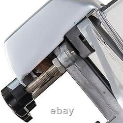 Meat Slicer Commercial Electric Food Slicer 12-inch Stainless Steel Blade