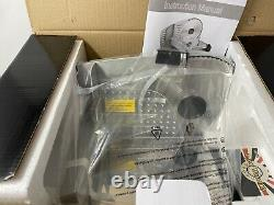 Meat Slicer Electric Deli Food Slicer with Removable 7.5 Stainless Steel Blade