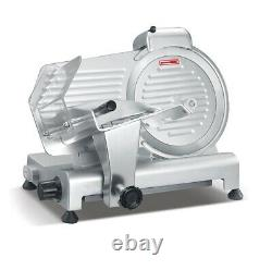 NEW LEM Products 1020 Commercial Electric 1/4 HP Meat Slicer with 10 Blade