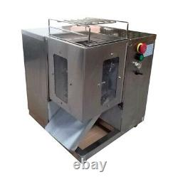 QSJ-T Shredded Meat Cutting Machine Meat Slicer Body 110V without Blade