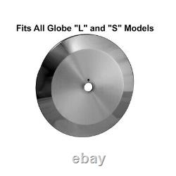 Replacement Blade 4 Globe Meat / Deli Slicer Fits All L and S Models & More