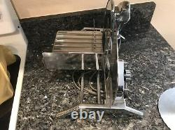 SLICE CRAFTER MODEL 975SA KITCHEN ELECTRIC FOOD SLICER EXTRA BLADE AND COVER Ff