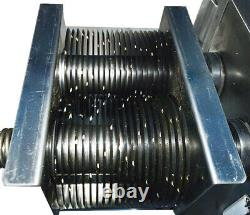 TECHTONGDA Various Size Cutting Blade for Commercial QX / QE Meat Slicer Cutter