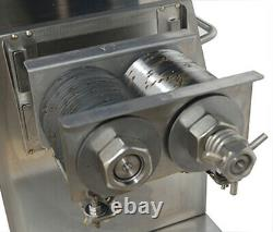 Top Grade 1 PC 110V 10mm Blade Stainless Steel Meat Cutting Machine Meat Slicer