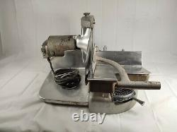 VINTAGE AMERICAN SLICING MACHINE MEAT CHEESE SLICER WithBLADE AND MORE